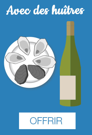 Accords Vin Huîtres - Noël